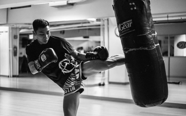 The Benefits of Training in Boxing Shoes