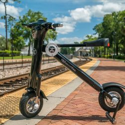 The Health and Environmental Benefits of Using an Electric Bike
