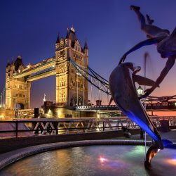 London Tower Bridge holidays for single men