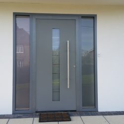 The Benefits of Aluminium Doors